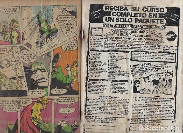 Tebeos: SUPERMAN - SERIE AVESTRUZ: AÑO XI - Nº 3 - 134 - 11 DE NOVIEMBRE DE 1983 *** EDITORIAL NOVARO *** - Foto 4 - 238765250