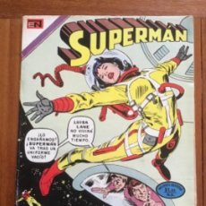 BDs: SUPERMAN, Nº 932. NOVARO, 1973. NUEVE VIDAS TIENE LA MUJER GATO.. Lote 238802680