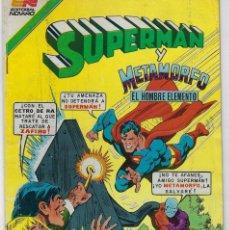 Tebeos: SUPERMAN - SERIE AVESTRUZ: AÑO VIII - Nº 3-111 - DICEMBRE 24 DE 1982 *** EDITORIAL NOVARO ***. Lote 239360310