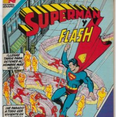 Tebeos: SUPERMAN - SERIE AVESTRUZ: AÑO VIII - Nº 3-109 - NOVIEMBRE 26 DE 1982 *** EDITORIAL NOVARO ***. Lote 239360630