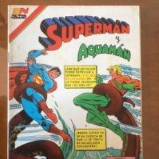 Tebeos: SUPERMAN, Nº 3 - 126. NOVARO - SERIE AVESTRUZ. 1983.. Lote 239397790