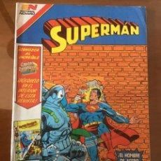 Tebeos: SUPERMAN, Nº 3 - 123. NOVARO - SERIE AVESTRUZ. 1983.. Lote 239399780