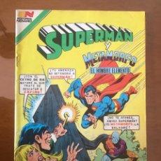 Tebeos: SUPERMAN, Nº 3 - 111. NOVARO - SERIE AVESTRUZ. 1982.. Lote 239477660