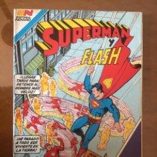 Tebeos: SUPERMAN, Nº 3 - 109. NOVARO - SERIE AVESTRUZ. 1982.. Lote 239479630