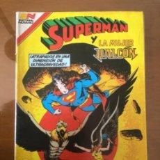 Tebeos: SUPERMAN, N º 3 - 108. NOVARO - SERIE AVESTRUZ. 1982.. Lote 239481200