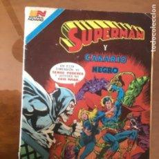 Tebeos: SUPERMAN, Nº 3 - 93. NOVARO - SERIE AVESTRUZ. 1982.. Lote 239521240