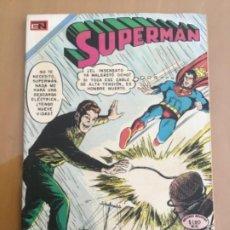 Tebeos: SUPERMAN, Nº 785. NOVARO, 1970. UN GATO CON NUEVE VIDAS. Lote 239533360