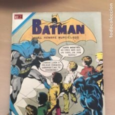 Tebeos: BATMAN, Nº 588 NOVARO, 1971. BATMAN - AL CONTAR 10...MORIRAS.. Lote 274927793