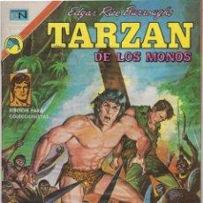 Livros de Banda Desenhada: TARZAN DE LOS MONOS - AÑO XXII - Nº 326 - DICIEMBRE 28 DE 1972 ** NOVARO MÉXICO **. Lote 239563490