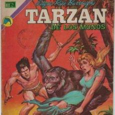 Livros de Banda Desenhada: TARZAN DE LOS MONOS - AÑO XXII - Nº 325 - DICIEMBRE 21 DE 1972 ** NOVARO MÉXICO **. Lote 239563745