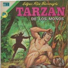 Livros de Banda Desenhada: TARZAN DE LOS MONOS - AÑO XXII - Nº 324 - DICIEMBRE 14 DE 1972 ** NOVARO MÉXICO **. Lote 239564100