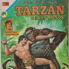 Livros de Banda Desenhada: TARZAN DE LOS MONOS - AÑO XXII - Nº 323 - DICIEMBRE 7 DE 1972 ** NOVARO MÉXICO **. Lote 239564450