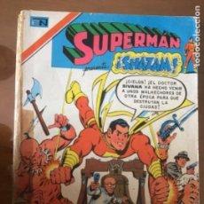 Tebeos: SUPERMAN - Nº 2 - 1139. NOVARO - SERIE AGUILA, 1978.. Lote 239583650