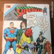 Tebeos: SUPERMAN - Nº 2 - 1116. NOVARO - SERIE AGUILA, 1977.. Lote 239589155