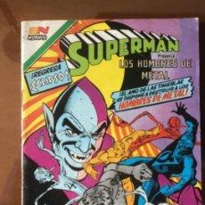 Tebeos: SUPERMAN - Nº 2 - 1393. NOVARO - SERIE AGUILA, 1982.. Lote 239599190
