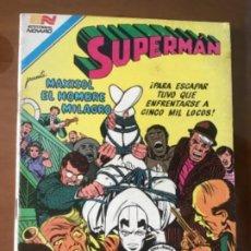Tebeos: SUPERMAN - Nº 2 - 1432. NOVARO - SERIE AGUILA, 1983.. Lote 239614525