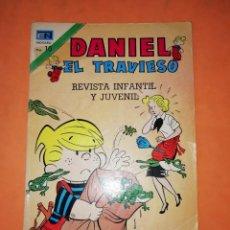 Tebeos: DANIEL EL TRAVIESO. Nº 155 . EDICIONES NOVARO. 1974. Lote 239791675