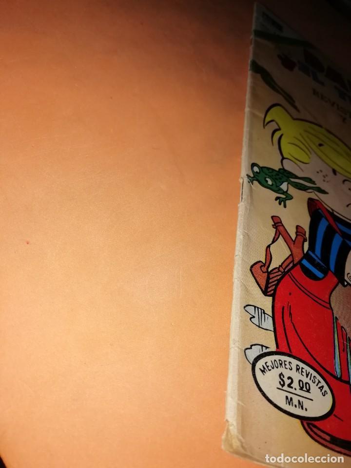 Tebeos: DANIEL EL TRAVIESO. Nº 155 . EDICIONES NOVARO. 1974 - Foto 3 - 239791675