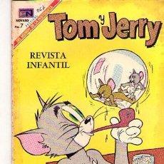 Tebeos: NOVARO TOM Y JERRY Nº 267. Lote 239926970