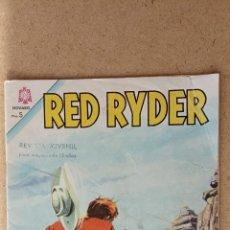 Tebeos: NOVARO - RED RYDER Nº 139 - 1966. Lote 240011220