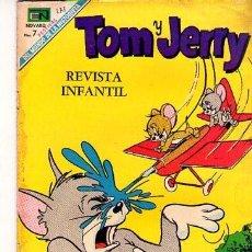 Tebeos: NOVARO TOM Y JERRY Nº 272. Lote 240042325