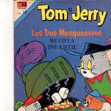 Tebeos: NOVARO TOM Y JERRY Nº 397. Lote 240047535