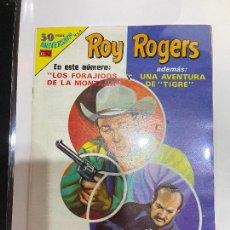 Tebeos: NOVARO ROY ROGERS SERIE AGUILA NUMERO 456 MUY BUEN ESTADO. Lote 240277370