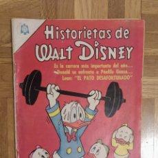 Tebeos: ~ TEBEO COMIC HISTORIETAS DE WALT DISNEY, N: 327, DE 1966 ~. Lote 240369785