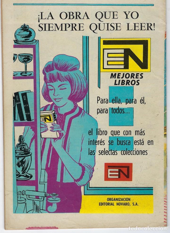 Tebeos: EPOPEYA: LOS PERIODICOS 2ª Y ÚLTIMA PARTE - AÑO XII - Nº 143 - ABRIL 4 DE 1970 ** NOVARO ** - Foto 2 - 240615415