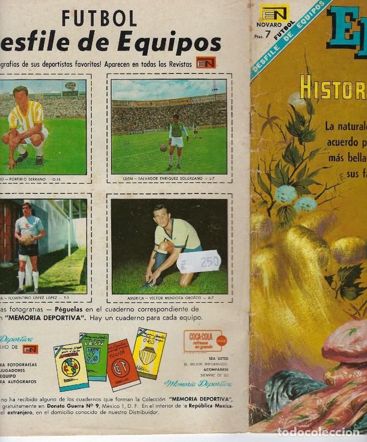 Tebeos: EPOPEYA: HISTORIA DE LA SEDA - AÑO X - Nº 117 - FEBRERO 1º DE 1968 ** NOVARO ** - Foto 3 - 240616520