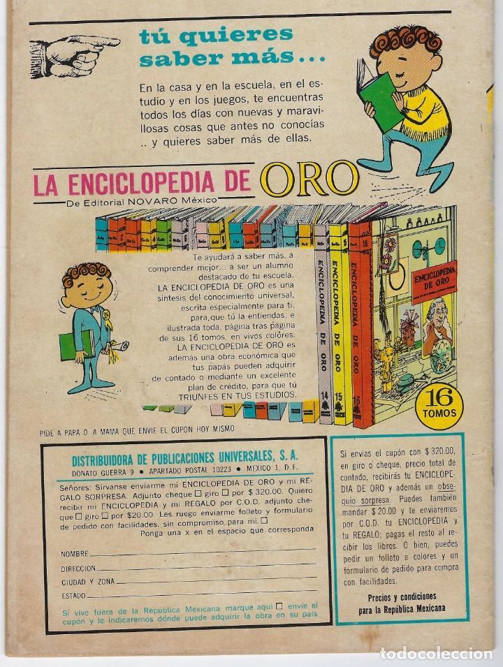 Tebeos: EPOPEYA: EL HULE - AÑO VII - Nº 81 - FEBRERO 1º DE 1965 ** NOVARO ** - Foto 2 - 240620120