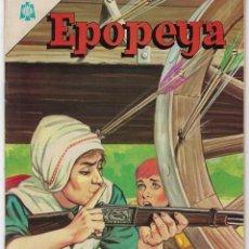 Tebeos: EPOPEYA: LA GUERRA DE LOS BOERS - AÑO VII - Nº 79 - DICIEMBRE 1º DE 1964 ** NOVARO **. Lote 240621075