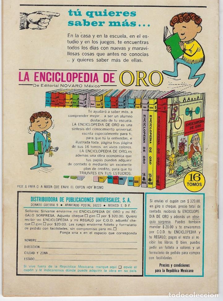 Tebeos: EPOPEYA: LA GUERRA DE LOS BOERS - AÑO VII - Nº 79 - DICIEMBRE 1º DE 1964 ** NOVARO ** - Foto 2 - 240621075