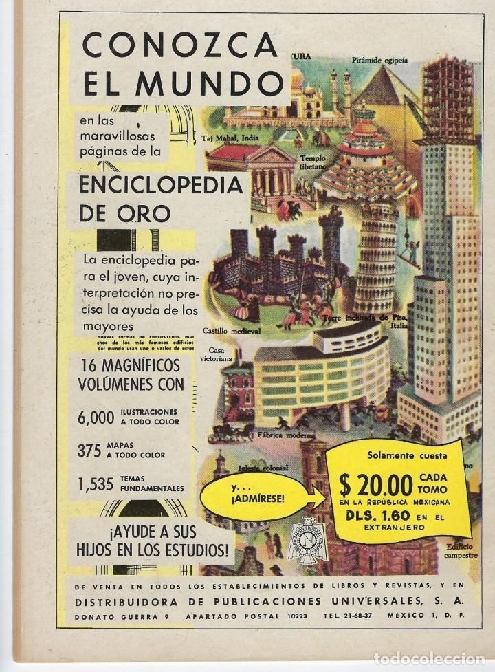 Tebeos: EPOPEYA: LA HORA DE PRUSIA - AÑO IV - Nº 48 - MAYO 1º DE 1962 ** NOVARO ** - Foto 2 - 240622835