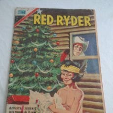 Tebeos: RED RYDER Nº 168 - RED RYDER Y LOS MINEROS - NOVARO DICIEMBRE 1967. Lote 240641545