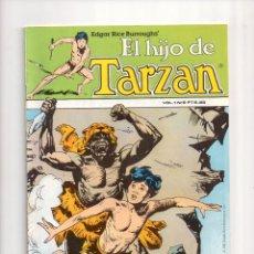 Tebeos: Nº 9 EL HIJO DE TARZAN. HITPRESS 1980. Lote 240705770