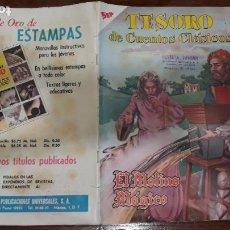 Tebeos: TESORO DE CUENTOS CLÁSICOS NOVARO Nº 35 EL MOLINO MÁGICO. Lote 240910250