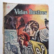 Tebeos: OPORTUNIDAD! - COMIC EN REGULAR ESTADO - VIDAS ILUSTRES Nº 67 - ORIGINAL EDITORIAL NOVARO. Lote 241179660