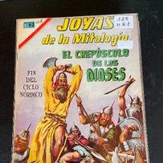 BDs: NOVARO JOYAS DE LA MITOLOGIA NUMERO 128 EXCELENTE ESTADO. Lote 241179665
