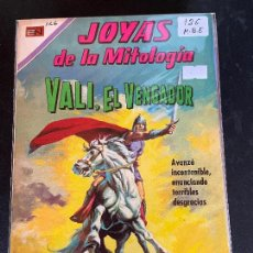BDs: NOVARO JOYAS DE LA MITOLOGIA NUMERO 126 EXCELENTE ESTADO. Lote 241179720