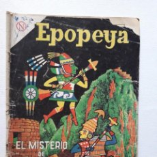 Tebeos: OPORTUNIDAD! - COMIC EN REGULAR ESTADO - EPOPEYA Nº 72 - ORIGINAL EDITORIAL NOVARO. Lote 241182125