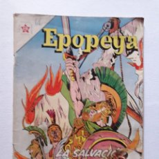 Tebeos: OPORTUNIDAD! - COMIC EN REGULAR ESTADO - EPOPEYA Nº 66 - ORIGINAL EDITORIAL NOVARO. Lote 241182615
