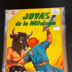 BDs: NOVARO JOYAS DE LA MITOLOGIA NUMERO 24 EXCELENTE ESTADO. Lote 241182855