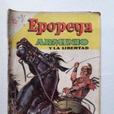 Tebeos: OPORTUNIDAD! - COMIC EN REGULAR ESTADO - EPOPEYA Nº 41 - ORIGINAL EDITORIAL NOVARO. Lote 241183060