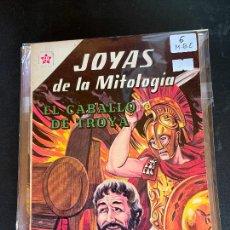 BDs: NOVARO JOYAS DE LA MITOLOGIA NUMERO 6 EXCELENTE ESTADO. Lote 241183545