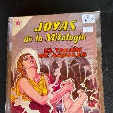 BDs: NOVARO JOYAS DE LA MITOLOGIA NUMERO 5 EXCELENTE ESTADO. Lote 241183745