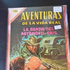 BDs: NOVARO AVENTURAS DE LA VIDA REAL NUMERO 139 EXCELENTE ESTADO. Lote 241194745