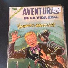 BDs: NOVARO AVENTURAS DE LA VIDA REAL NUMERO 161 EXCELENTE ESTADO. Lote 241196490