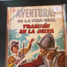BDs: NOVARO AVENTURAS DE LA VIDA REAL NUMERO 83 BUEN ESTADO. Lote 241199355