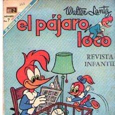 Livros de Banda Desenhada: NOVARO EL PAJARO LOCO Nº 323. Lote 241555605